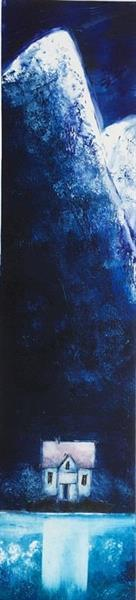 Svein Erik Larsen-Huset ved fjorden
