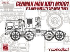 German MAN KAT1 M1001