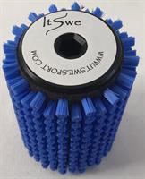 Rotoborste 100 mm Nylon Mediumhård