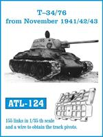 T-34/76 from November 1941/42/43