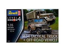 Eager Beaver M34 Tactical Truck + Off-Road Vehicle