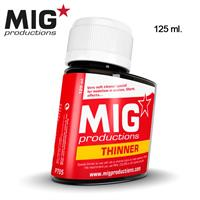 THINNER FOR WASHES (125ML)
