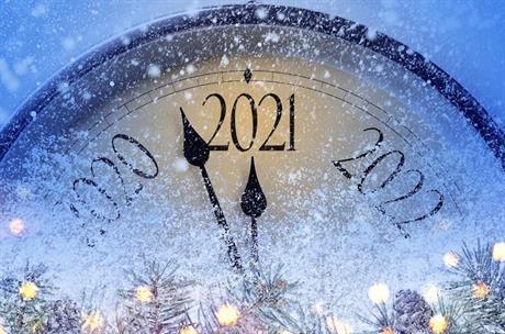 God fortsättning på det nya året 2021