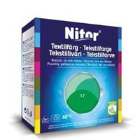 Nitor Tekstilfarge, Lime 17