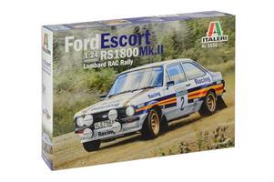 FORD ESCORT RS1800 Mk.II Lombard RAC