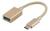 ADAPTER, USB C 3.1/M - USB-A/F, PRIME