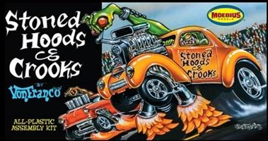 Stoned Hoods & Crooks By Von Franco