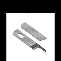 Overlockkniv, slipning 1 par