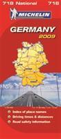 Tyskland 1:750 000 718 -09