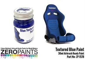 Blue Textured Paint 30ml