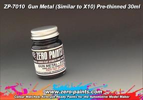 Gun Metal Paint 30ml