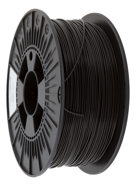 FILAMENT, ABS 1,75MM SVART 1KG