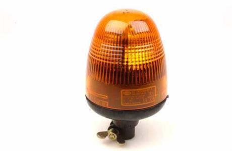 Varningsfyr 12V rotaflex gul