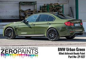 BMW Urban Green