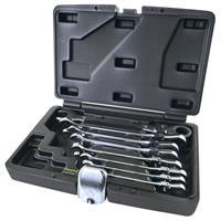 Nivel-räikkälenkkiavainsarja 8-9-10-12-13-14-17-19 mm
