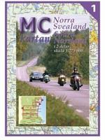 MC-Karta Norra Svealand -