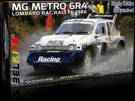 MG Metro 6R4 1986