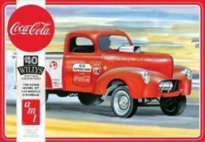 1940 Coca-Cola Willys Gasser Pickup