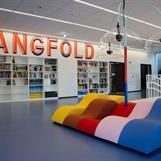 Lyddusj i klynge - Bibliotek, Randaberg