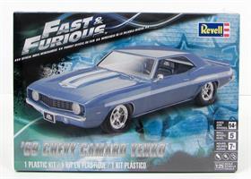 '69 Chevy Camaro Yenko Fast & the Furious