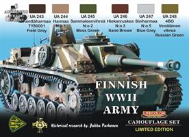 FINNISH WWII TANKS