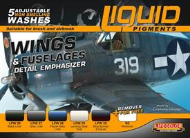Wings & Fuselages Detail Emphasizer