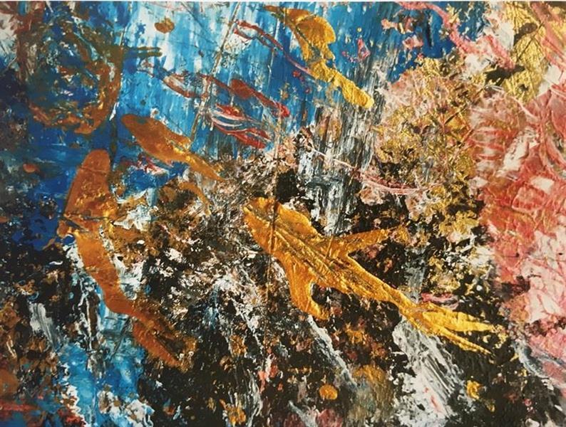 Jarl Goli - The golden dream