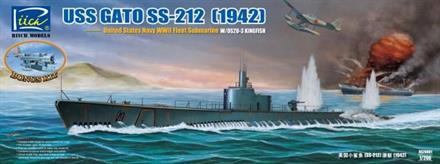 USS Gato SS-212 (1942)