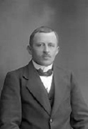 Frans Oscar Franzén