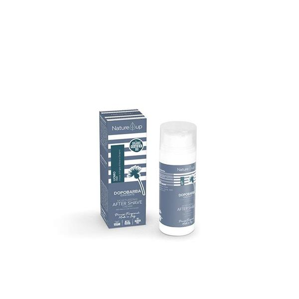 Nature Up – Moisturizing After Shave Cream 50ml