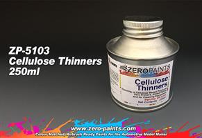 Cellulose Thinners 250ml