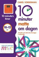 10 minuter matte om dagen 10-12 år
