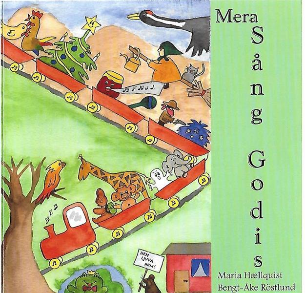 Mera Sång-Godis, 3. Sångerna inspelade i sångverersion - mp3
