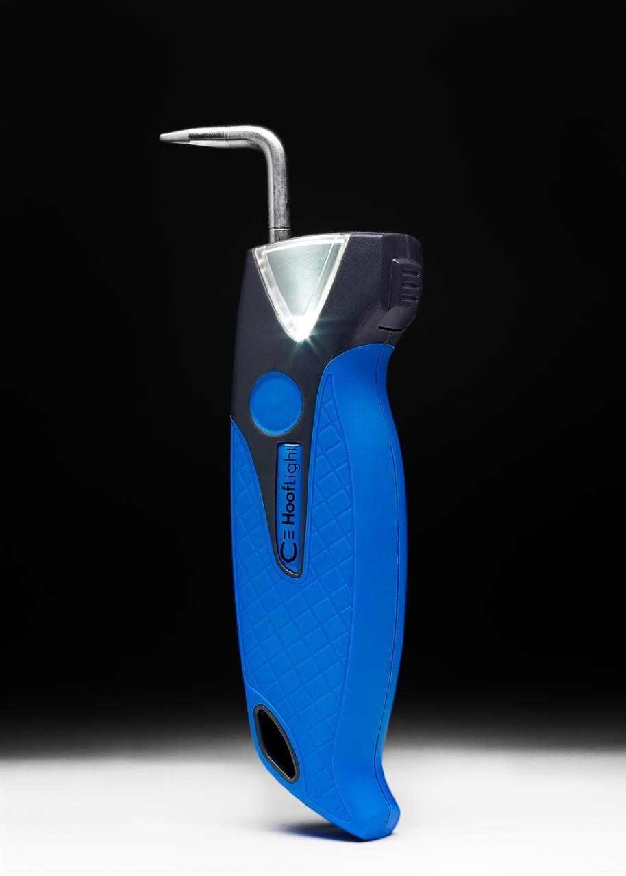 Hooflight Blå