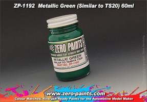 Metallic Green (Similar to TS20) 60ml