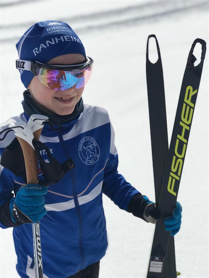 Lyst til å bli med på ski?