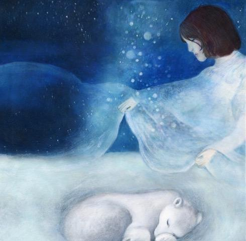 Eva Brydøy - The caring of mother winter