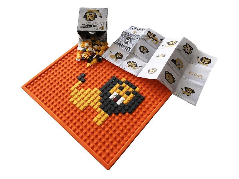 E1ANIMALEGGIS Eggisbox Lion