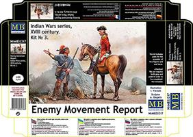 Enemy Movement report, Indian war