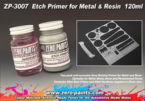 Etch Primer for Metal/Resin 120ml