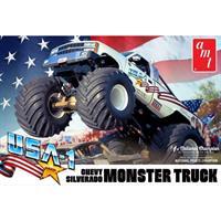 USA-1 Chevy Silverado Monster Truck