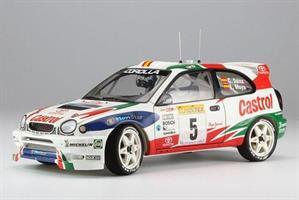 Toyota Corolla WRC 1998 Monte Carlo