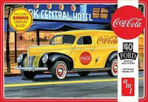 1940 Coca-Cola Ford Sedan Delivery
