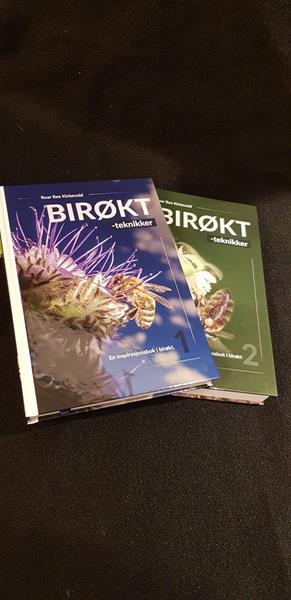 Birøkt-teknikker bok 1 & 2