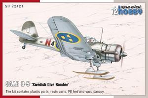 SAAB B-5 'Swedish Dive Bomber'