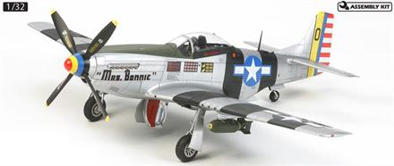 North American P-51D/K Mustang - Pacific Theater
