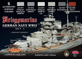 German WWII Kriegsmarine set # 1