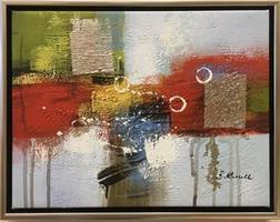 B.Russell - Abstrakt maleri 1