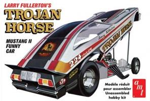 Trojan Horse 1975 Mustang Funny Car (Larry Fullert