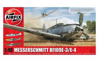Messerschmitt Bf109E-3/E-4